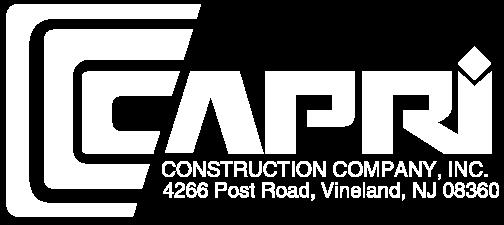 Capri Logo white