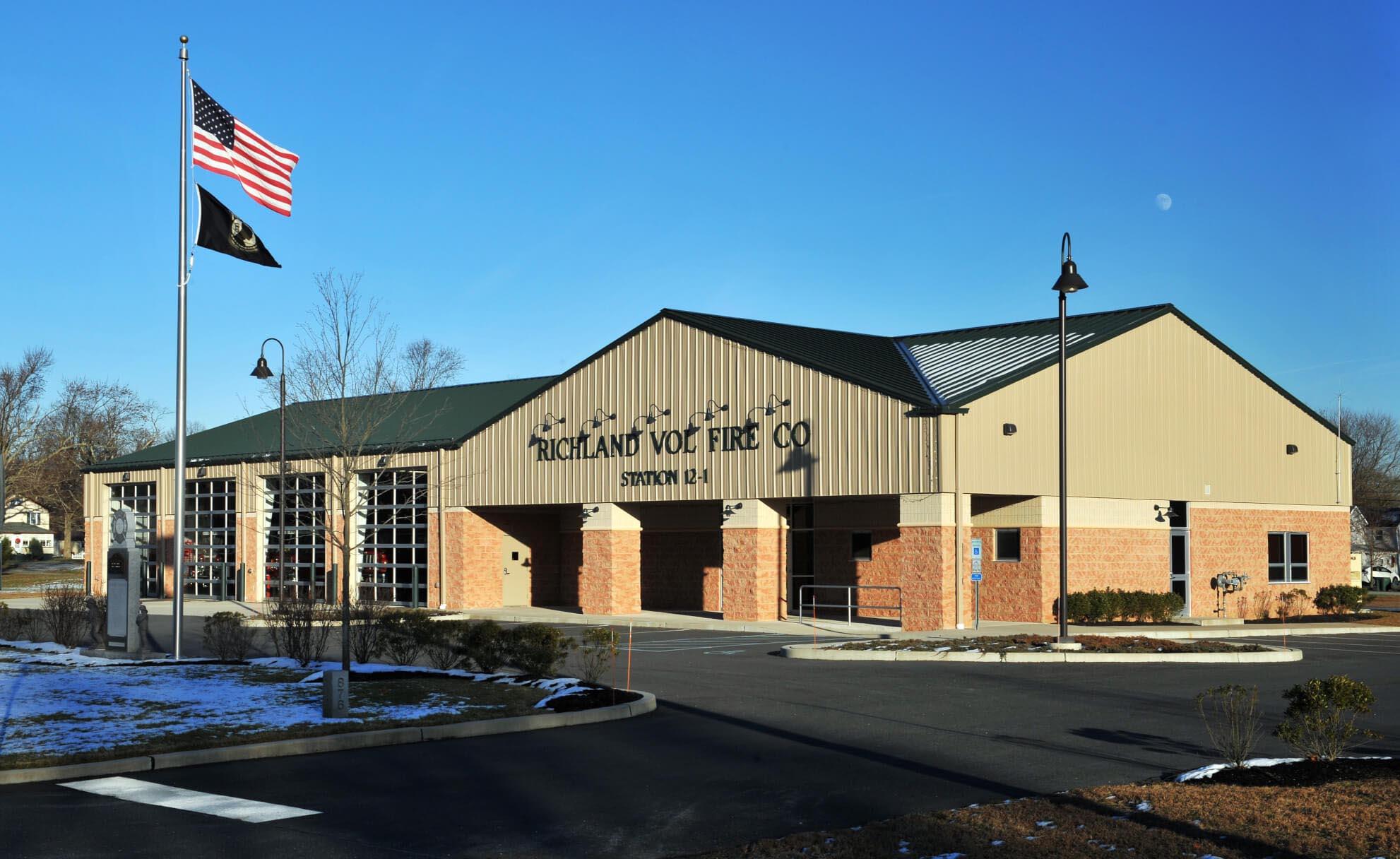 Richland Fire Company 12-1